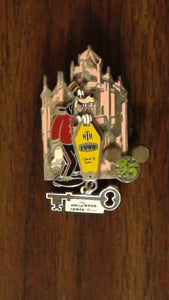 Pin 48587 WDW - 35 Magical Milestones - 1994 - Twilight Zone Tower of Terror' Opens