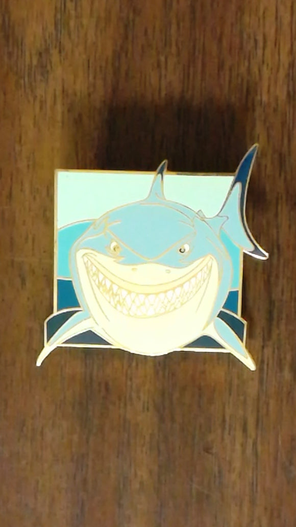 Pin 39306 Disney Auctions (P.I.N.S.) - Finding Nemo (Bruce/Teeth)