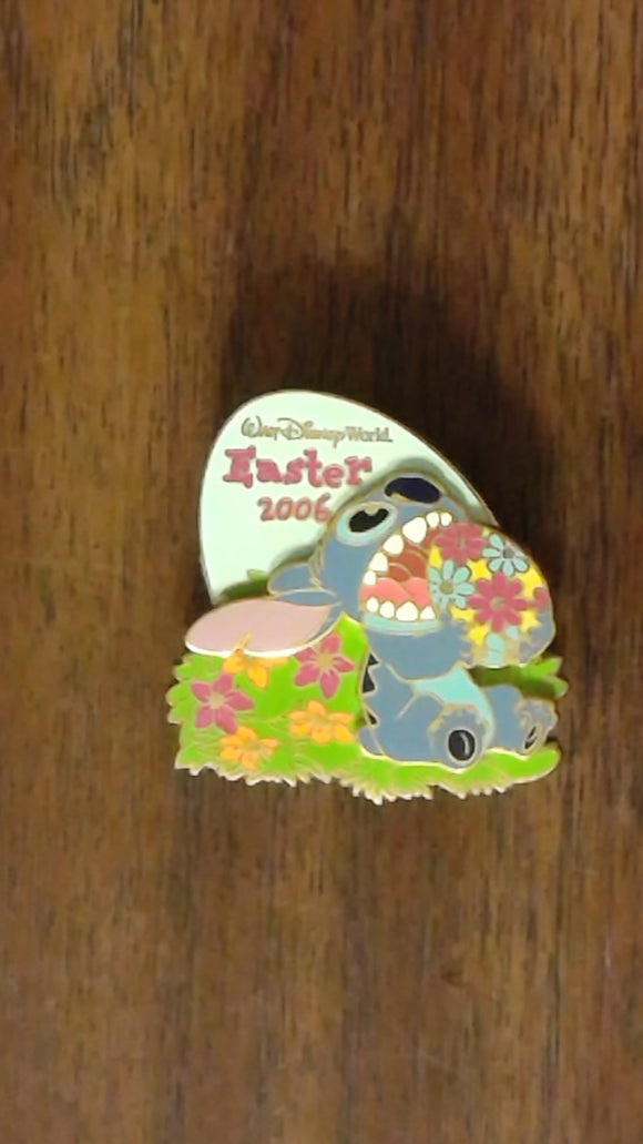 Pin 45757 WDW - Easter 2006 Egg Hunt Series (Stitch)
