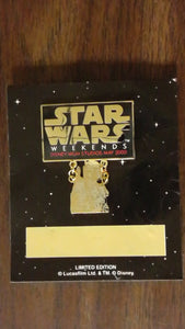 Pin 1732 Disney/MGM Star Wars Weekends 2000 -- Boba Fett