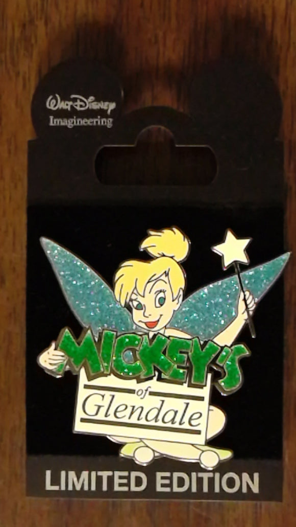 Pin 59653 WDI - Mickey's of Glendale - Tinker Bell