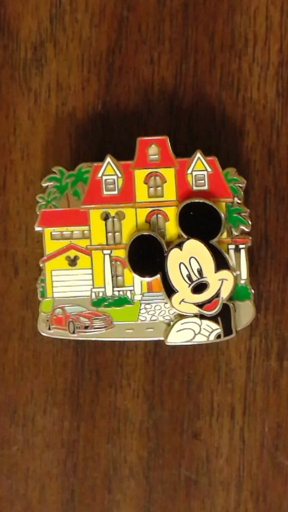 Pin 82709 DSF - Pin Trading Event - Mickey's House
