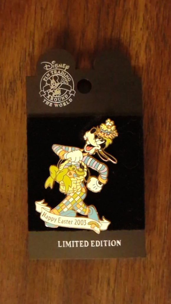 Pin 21495 WDW - Easter Parade of Pins 2003 (Goofy)