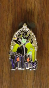 Pin 92185 WDW - MNSSHP 2012 - Villains Mystery Collection - Maleficent ONLY