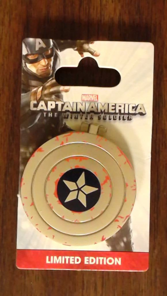 Pin 100406 Captain America: The Winter Soldier