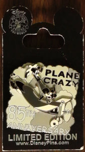 Pin 94488 Plane Crazy 85th Anniversary