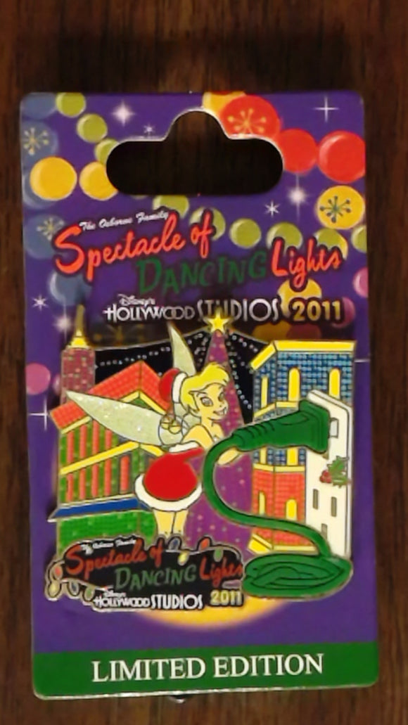 Pin 87837 The Osborne Family Spectacle of Dancing Lights 2011 - Tinker Bell