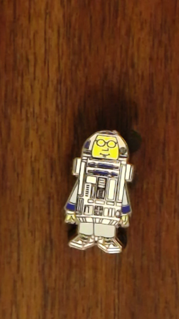 Pin 77124 Star Wars(TM) - Muppet Mystery Collection (Dr. Bunsen Honeydew as R2-D2)