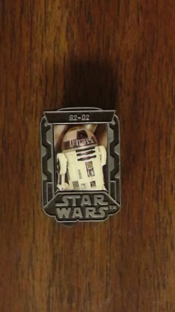 Pin 98574 Star Wars Episode III Collection - R2-D2