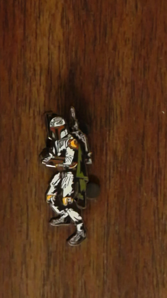 Pin 11808 Star Wars Boba Fett Pin