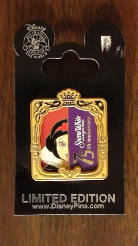 Pin 93903 Cast Exclusive - Snow White and the Seven Dwarfs 75th Anniversary