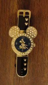 Pin 72975 Disney Watches - Crystal Mickey Mouse (Artist Proof)