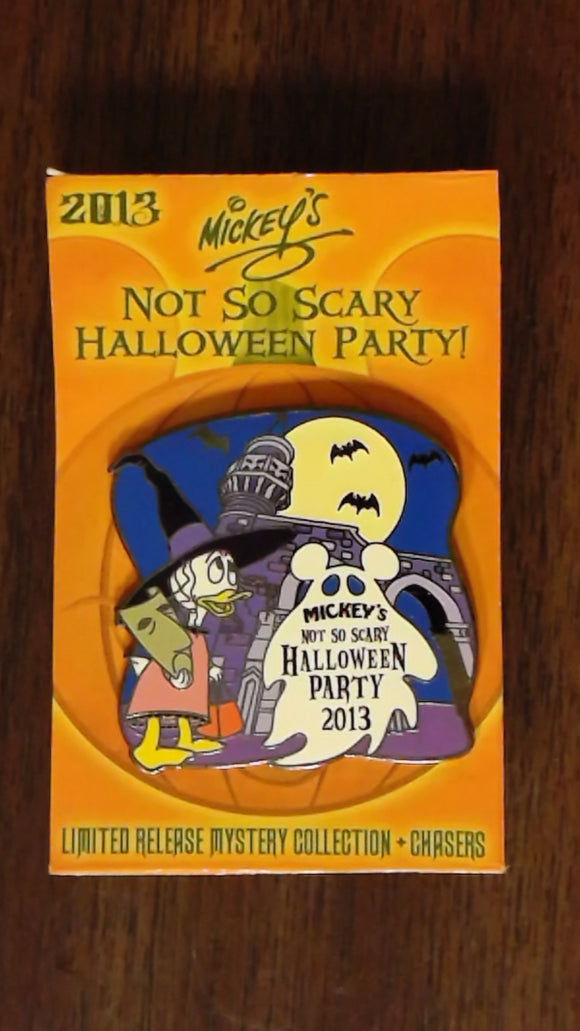 Pin 98270 WDW - MNSSHP 2013 - Characters In Costumes Mystery Collection - Louie as Shock ONLY