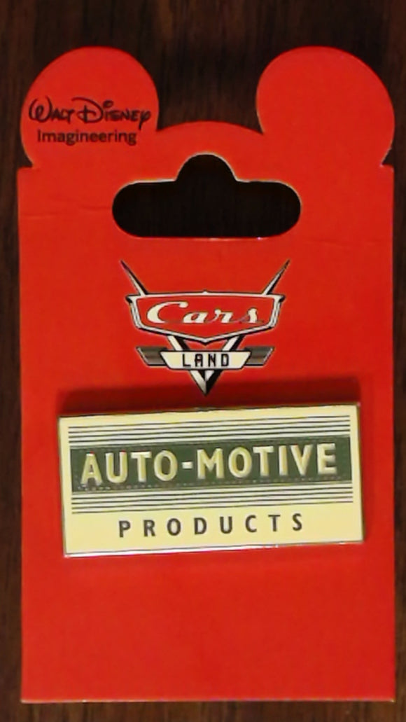 Pin 86371 WDI - Cars Land Mystery Collection - Auto-Motive Products
