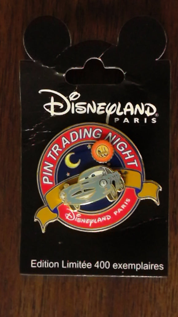 Pin 90652 DLP - Pin Trading Night - Finn McMissile