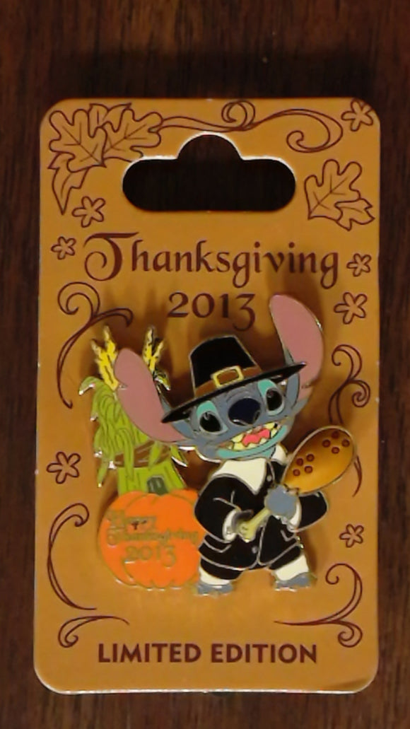 Pin 98685 2013 Happy Thanksgiving - Pilgrim Stitch
