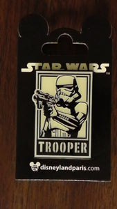Pin 94596 DLP-Star Wars Posters-Stormtrooper