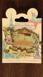 Pin 94243 DLP - Pin Trading Event - Once Upon A Time In Disneyland Paris Event - Tinker Bell (Disneyland Hotel)
