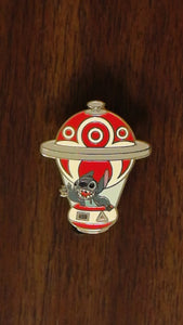 Pin 63549 Hot Air Balloon - Mystery Pin Collection (Stitch Only)