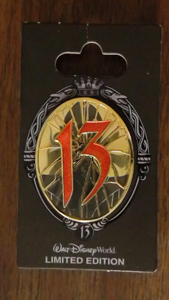Pin 94185 WDW - 13 Event Countdown Collection - Jafar