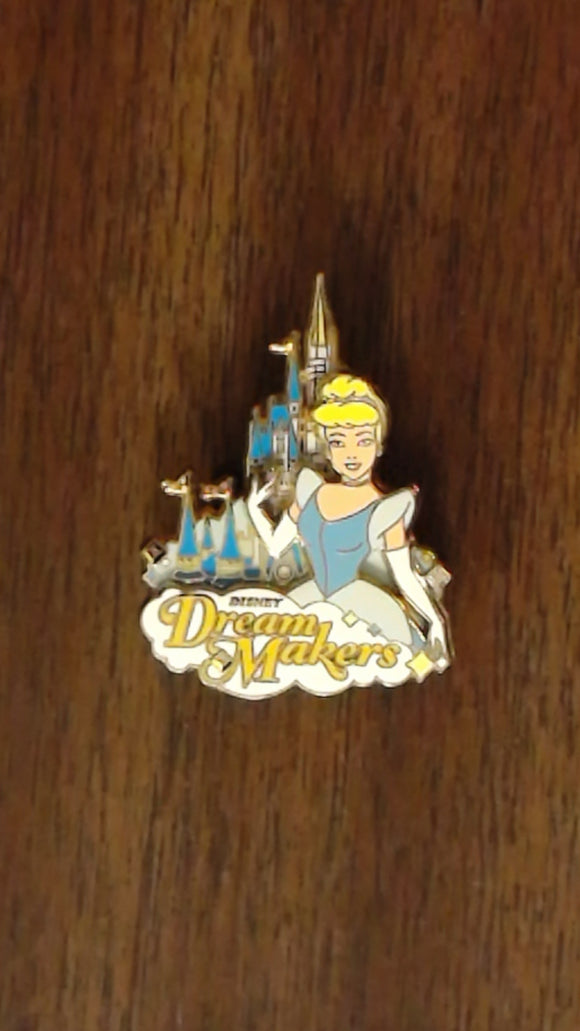 Pin 52008 WDW - Cast Member - Disney Dream Makers - Magic Kingdom® Park - Cinderella