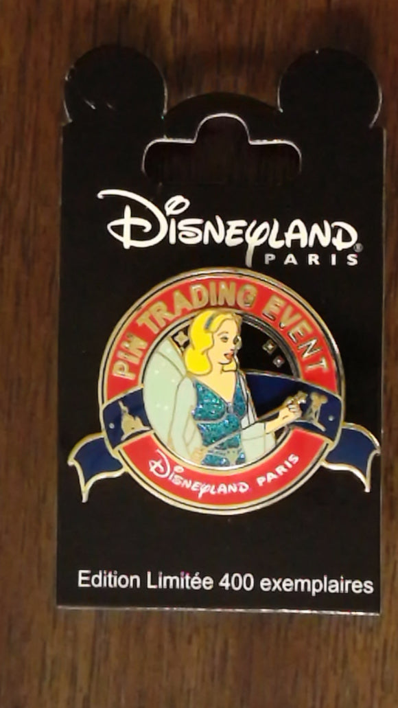 Pin 81716 DLP - Gift Pin Event - Blue Fairy