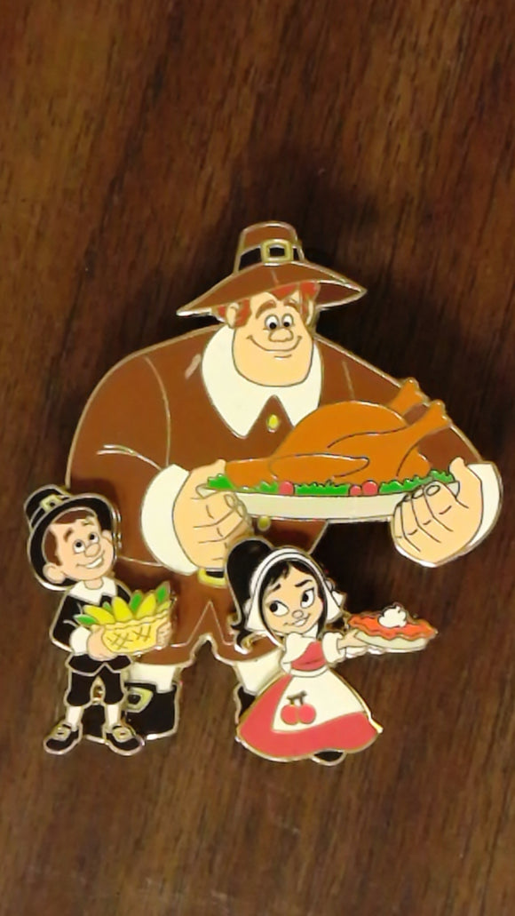 Pin 106684 DSSH - Wreck it Ralph Thanksgiving 2014 (Surprise Release)