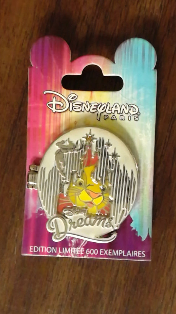 Pin 110839 DLP - Disney Dreams Event - Simba, The Lion King
