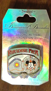 Pin 111337 DLR - Diamond Decades Collection: Paradise Pier