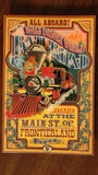 Pin 69628 WDI - Attraction Poster Pin Card - Disneyland Railroad