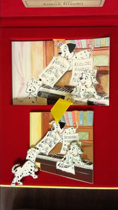Pin 114686 ACME - Artist Series #22 - 101 Dalmatians Playtime