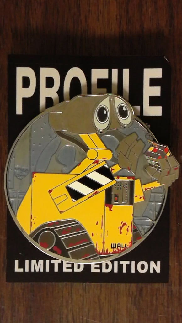 Wall-E Fantasy Profile Pin