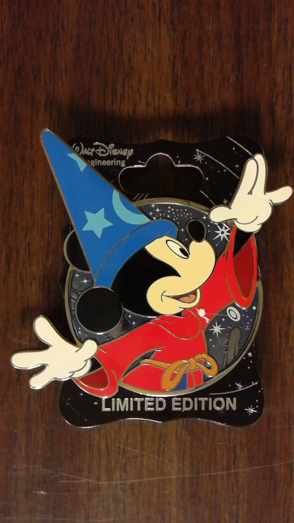 Pin 131213 WDI - Mickey Through The Years - The Sorcerer's Apprentice