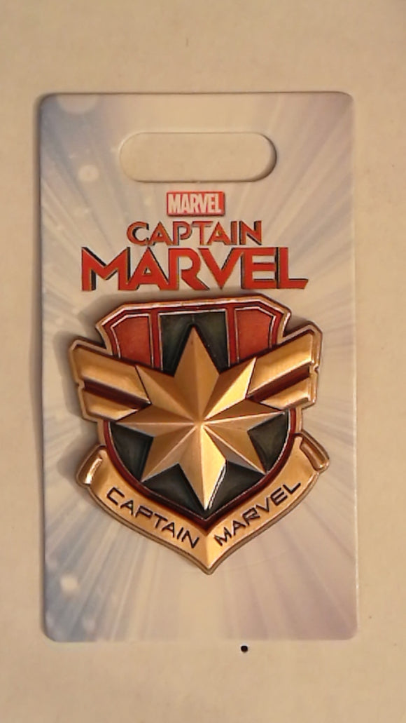 Pin 133278 Marvel - Captain Marvel Crest