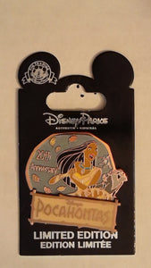 Pin 109627 Pocahontas 20th Anniversary