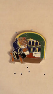 Pin 94084 WDW - New Fantasyland - Beauty and the Beast Mystery Collection - Beast at Be Our Guest Restaurant ONLY
