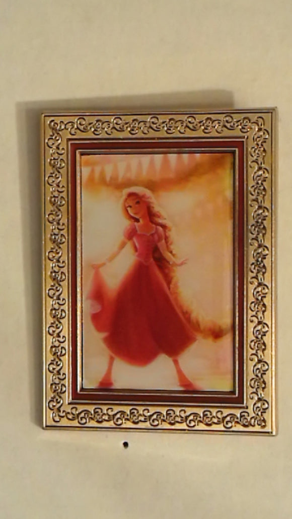 Pin 126949 ACME/HotArt - Happy and Carefree Series: Dancing Through the Kingdom - Rapunzel