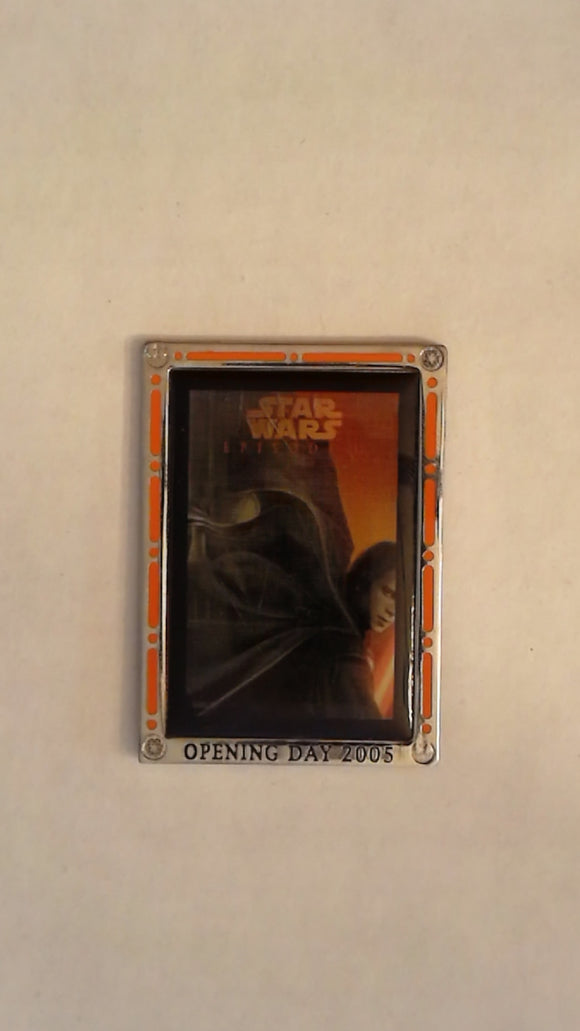Pin 39976 WDW - Star Wars - Episode 3 - Opening Day (Artist Proof)