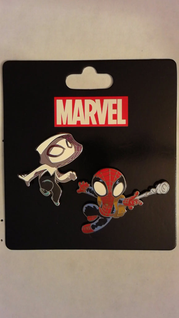 Pin 117464 SDCC 2016 - Marvel Exclusive - Spider-Verse Set