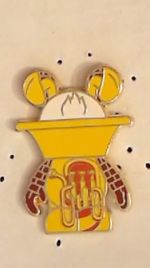 Pin 86333 Vinylmation Mystery Pin Collection - Park #7 - Philharmagic Donald Only