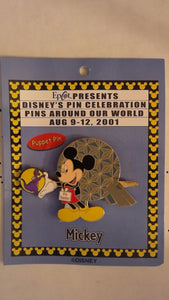 Pin 6287 WDW - Mickey Mouse Puppet