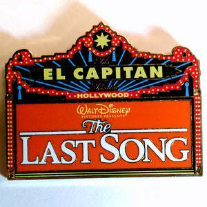 DSF - El Capitan Marquee - The Last Song (Pin# 80529)
