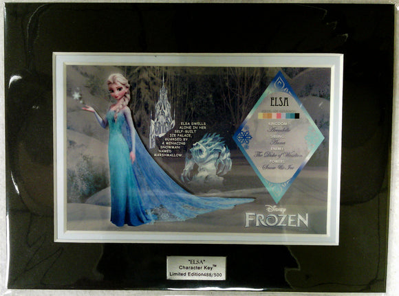ACME Frozen Elsa Character Key Cell