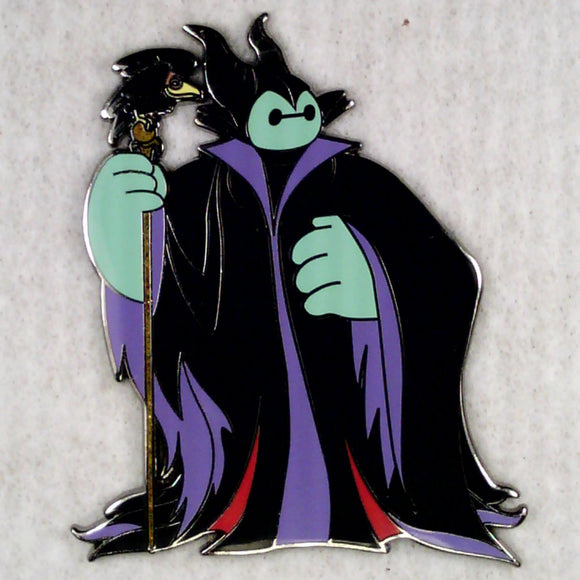 BayMax from Big Hero 6 as Maleficent from Sleeping Beauty LE50