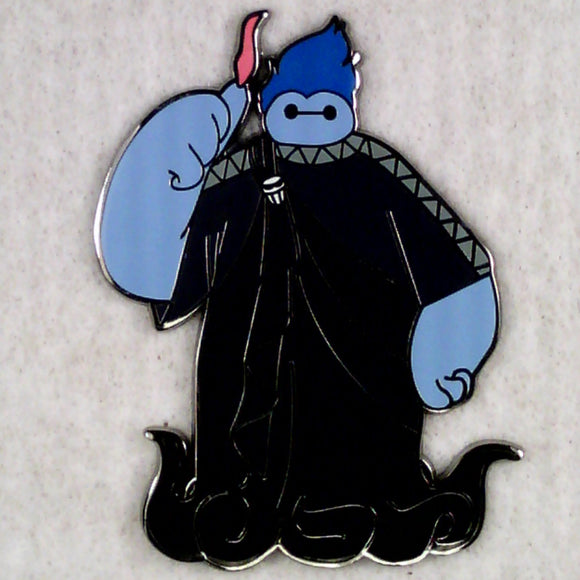 Fantasy Pin - BayMax (Big Hero 6) dressed as Hades (Pin# 112186)