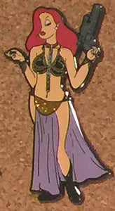 Jessica as Slave Leia from Star Wars LE100