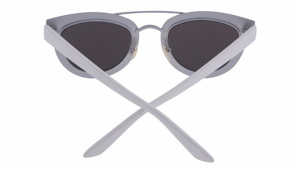 Silver Swag Sunglasses Back