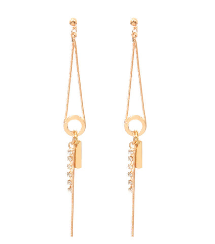 Chloe Drop Earrings - Earrings - Top Layer Boutique