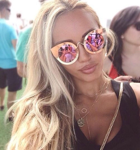 Pink Panther Sunglasses - Sunglasses - Top Layer Boutique