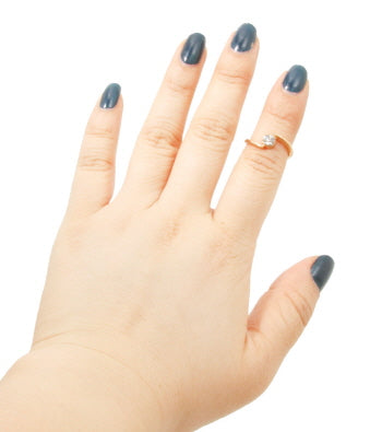 Single Stone Midi Ring - Ring - Top Layer Boutique